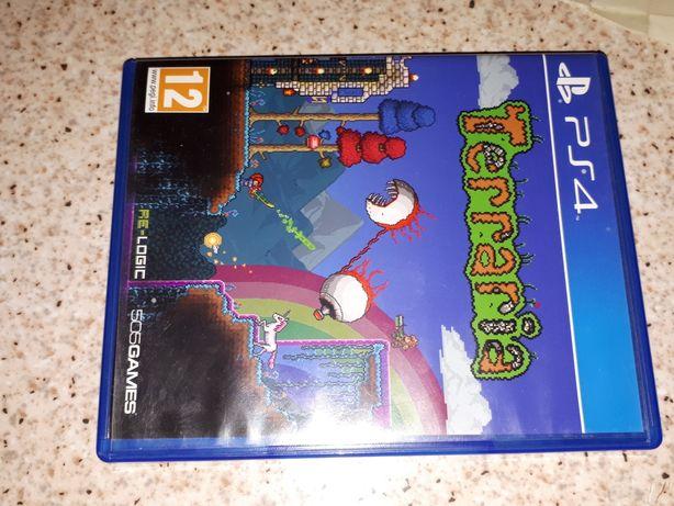 Terraria gra do PS4