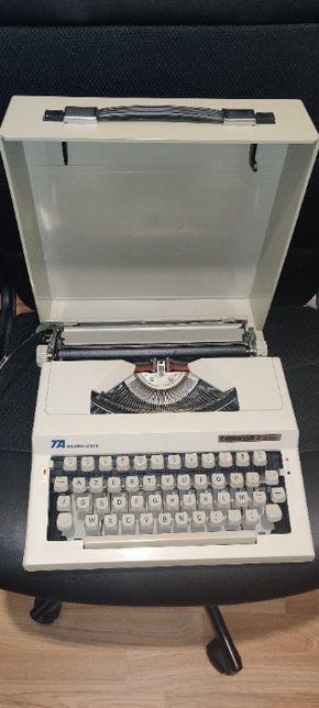 Máquina de escrever Triumph adler contessa 2 deluxe 1960-70