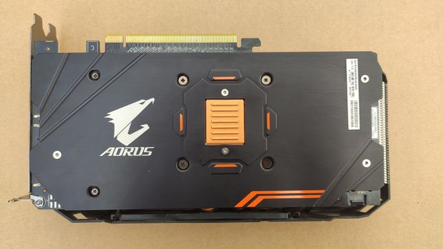 Karta graficzna AORUS RX580 8GB