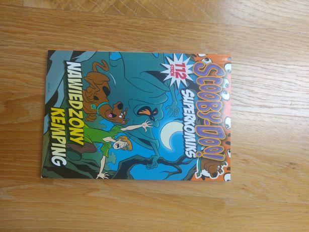 Scooby-Doo! Nawiedzony kemping komiks
