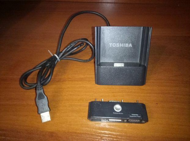 Док станция Toshiba Gradle Pa3186U-1DST PA3188U-1PRP