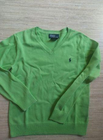 Ralph Lauren - sliczny sweterek- 6t