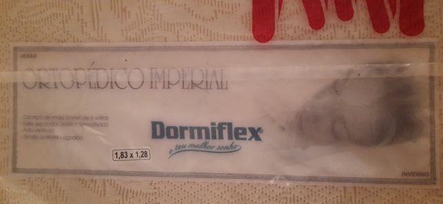 Colchão  ortopédico dormiflex 183×128