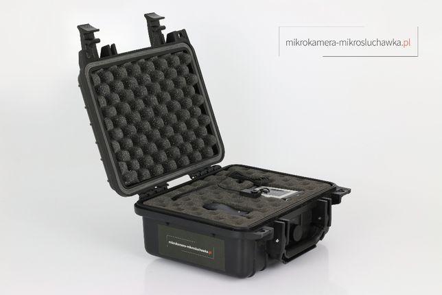 Mikrosłuchawka + Mikrokamera na Egzamin Sesje ŁOMŻA