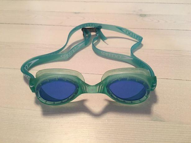 Очки для плавания на подростка, бассейна. Speedo. Япония. Оригинал.
