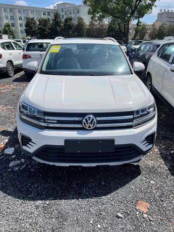 VW e-THARU кузов New TIGUAN  100%  электро , приплывает 29 окт