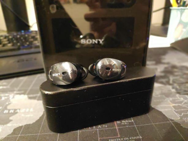 Słuchawki bezprzewodowe TWS bluetooth Sony WF-1000X