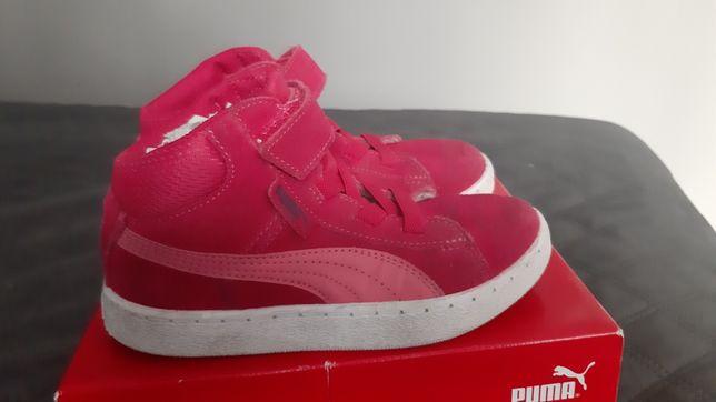 Buty Puma dziewczęce rozmiar 32