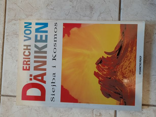 Daniken Siejba i kosmos