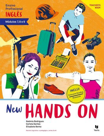 New Hands On 7 | 8 | 9 - Teacher's Book