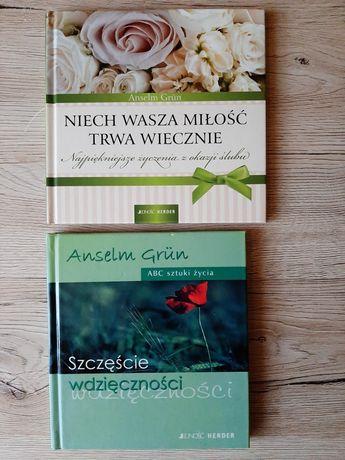 Dwie książki Anselm Grün