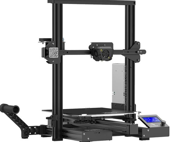 Большой 3D принтер Creality Ender 3 MAX 300x300x340