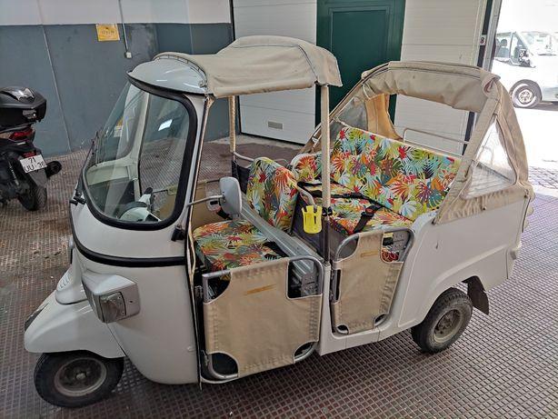 Piaggio Ape Calessino 200 - Possibilidade de troca