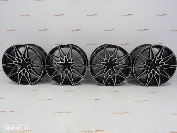 Jantes Look Bmw M3/M4 Style 826M 20 x 8.5 et30 + 9.5 et40  5x112