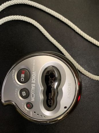 Gravador mensagens Sony ICD-V21 Voice Balloon