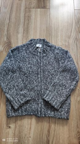 Sweter sweterek chłopięcy