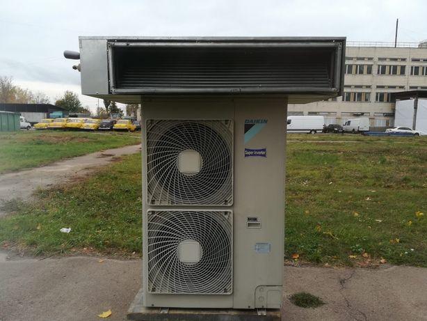 Кондиционер канального типа инвертор Daikin Тепловой насос (до 150 кВ)