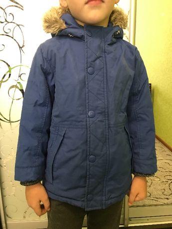 Демисезонная куртка NEXT 3-4 года