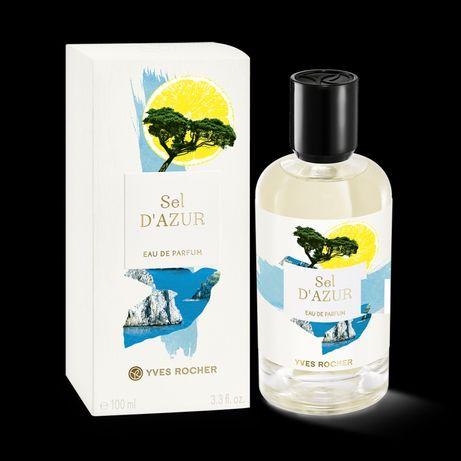 Sel D'azur - Yves Rocher - парфюмерная вода