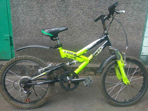 Детский велосипед AVANTI TIGER 20 (2014)
