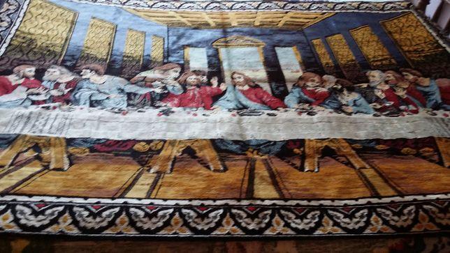 Painel / Tapeçaria Última Ceia de Cristo