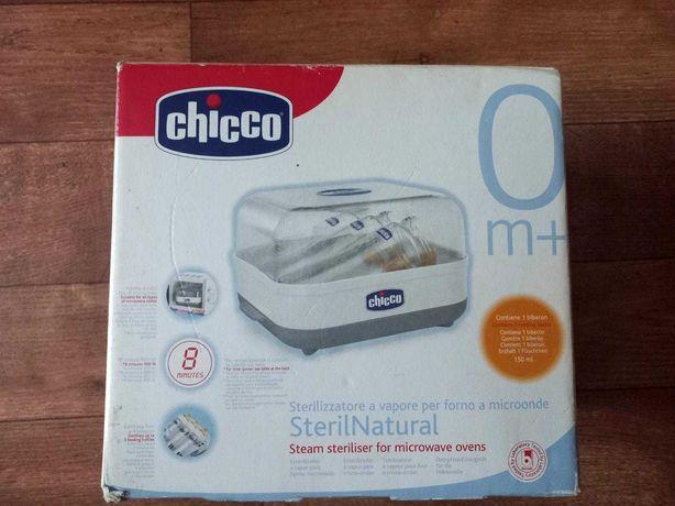 Стерилизатор для микроволновой печи chicco