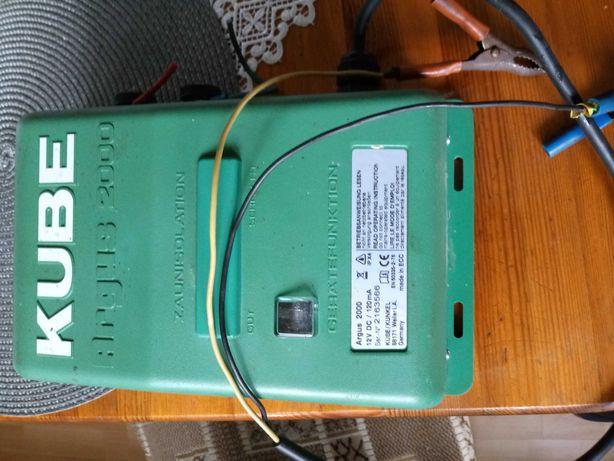 Cube pastuch elektryczny na akumulator