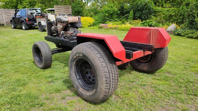 Traktor SAM 2.0D z blokadą