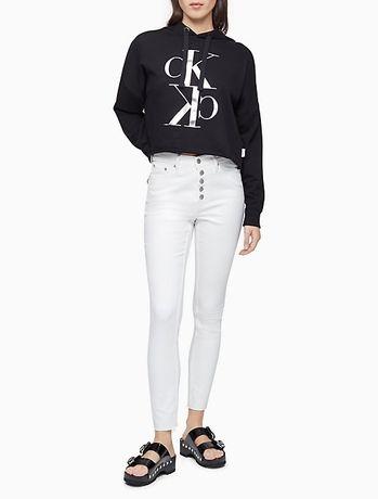 Джинсы скинни с высокой посадкой calvin Klein Jeans 28 размер