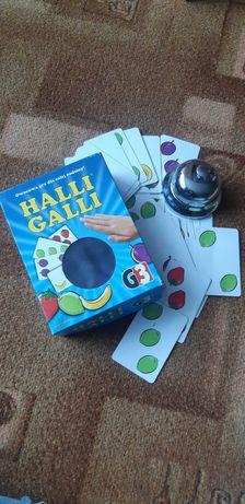 Halli galli gra dla dzieci