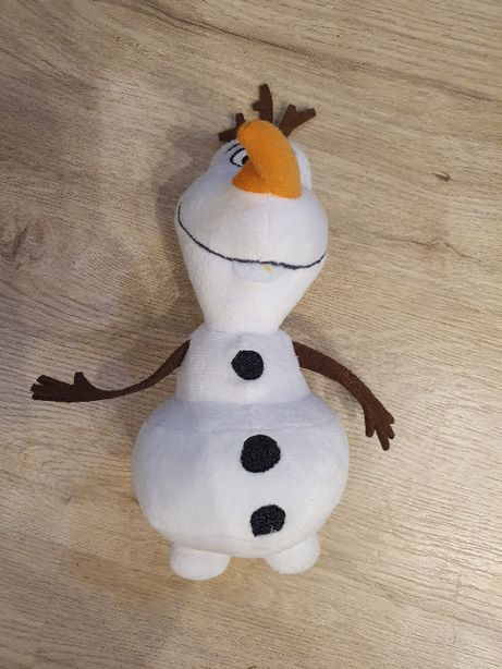 Olaf maskotka. Stan bardzo dobry