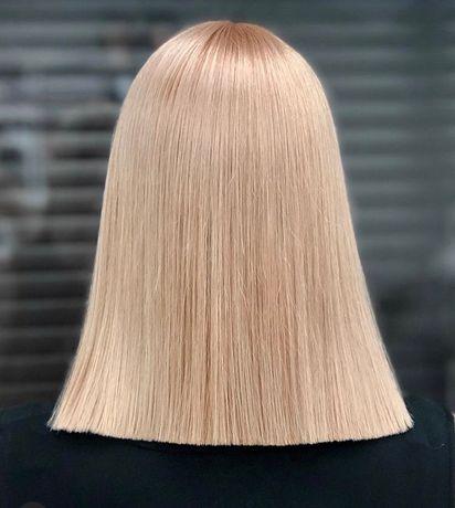 Окрашивание волос,ботокс,кератин