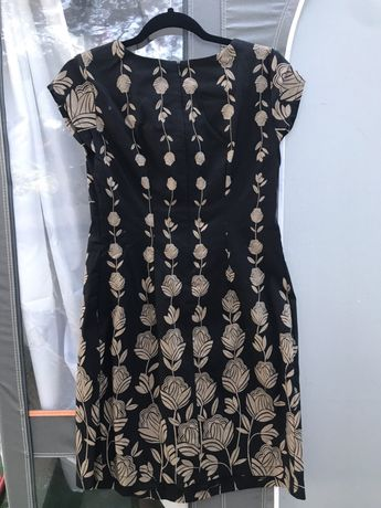 Sukienka ciążowa elegancka Happymum XS