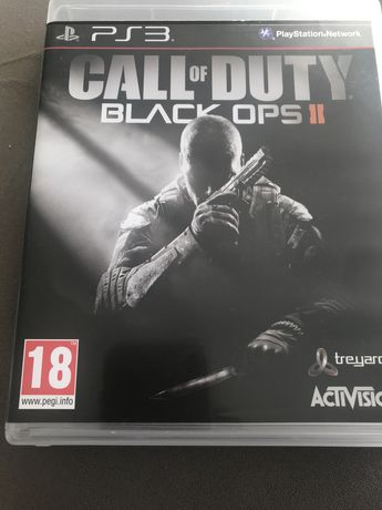 Jogo PS3 Call of Duty black ops 2