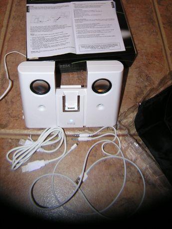 glosniki do komputera do telefonu, stacja dokujaca do iPoda