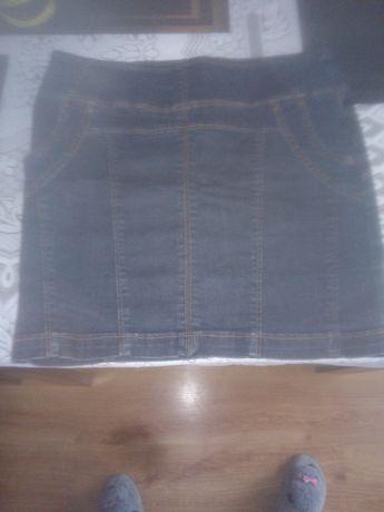 Spódnica Orsay dżinsowa