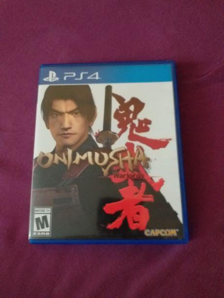 Onimusha PS4 Unikat