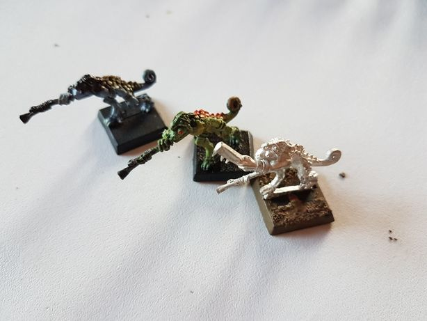 Skink Camelon Lizardman Warhammer FB