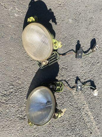 Lampy suzuki samurai polift z silniczkami regulacji