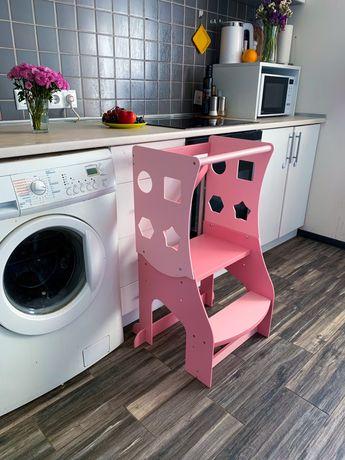 Подставка для детей, Табурет для малышей, детская мебель, монтесори
