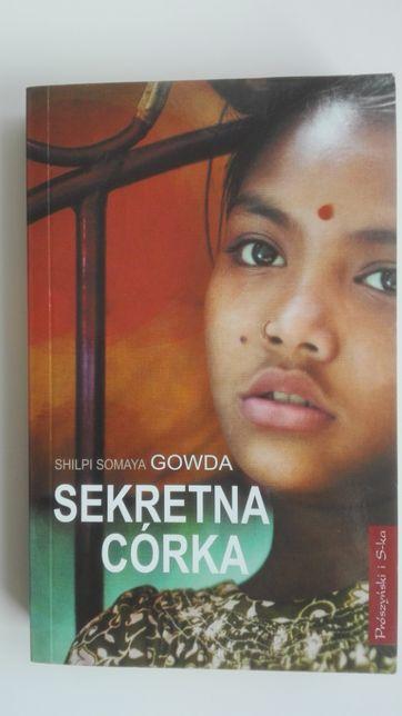 książka Sekretna córka, Shilpi Gowda