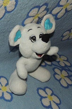 Мягкая игрушка плюшевая мышка