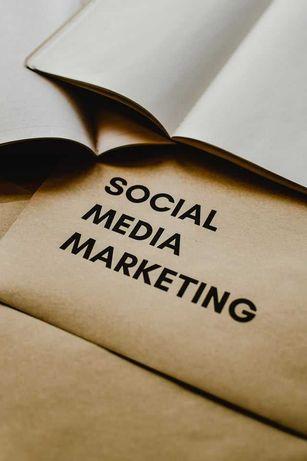 Prowadzenie mediów społecznościowych(Instagram,Facebook) Copywriting