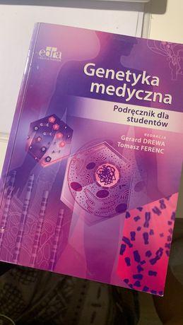 Genetyka medyczna - podręcznik dla studentów