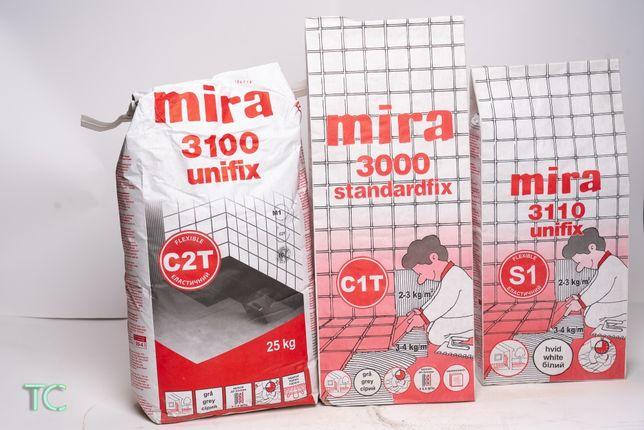 Клей для плитки Мира 3000 (25 кг)