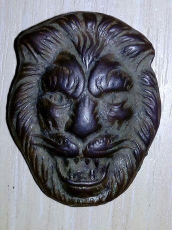 Львиная голова с морского офицерского кортика