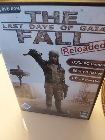 Gra PC The last days of gaia fall reloaded