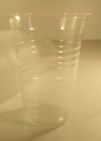 Пивной одноразовый стакан