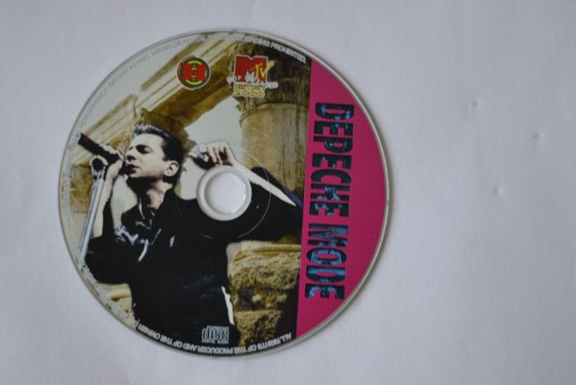 Depeche Mode – MTV Music History 2000 Płyta CD1
