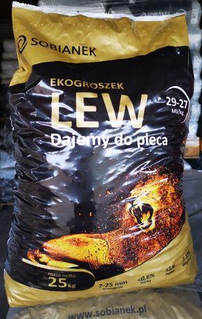 Ekogroszek LEW Sobianek 29-27 MJ - Najwyższej jakości EKO GROSZEK